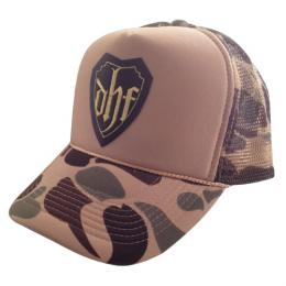 dhf エンブレム メッシュ(BEIGE-CAMO)