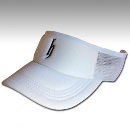 dj honda Official Visor (White x Black)