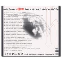 world famous - dj honda best of the best (CD/Mix)