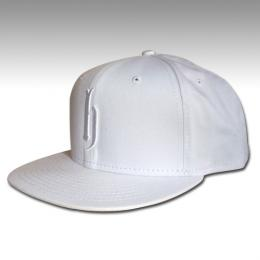 dj honda Official Snap Back (White x White)