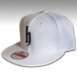 dj honda Official Snap Back (White x Black)